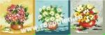 Goblen - Miniaturi florale