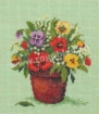 Goblen - Spring Flowers in a Pot