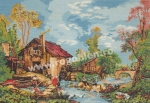 Goblen - Mulino ad aqua