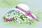 Goblen - Parfum de lacramioare