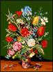 Goblen - Sonata florilor