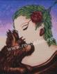 Goblen - La femme rose