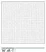 Goblen - Aida canvas white