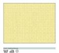 Goblen - Aida canvas light yellow