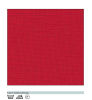 Goblen - Aida canvas bright red