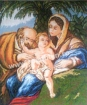 Goblen - Holy Family