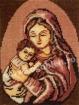 Goblen - Vierge Marie avec enfant