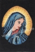 Goblen - Madonna in Blue