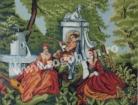 Goblen - Concert dans le parc - 3 personnages