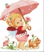 Goblen - Pretext pentru umbrela
