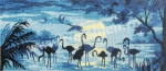 Goblen - Simfonia albastra