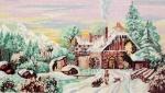 Goblen - Inverno (ottagonale)
