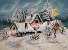 Goblen - Casette sotto la neve
