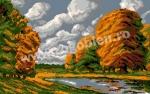 Goblen - Tableau d'automne