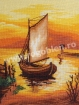 Goblen - Sailing Boat at Sunset
