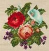 Goblen - Cala si trandafiri