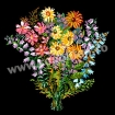 Goblen - Mazzo di fiori