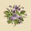 Goblen - Piccole viole