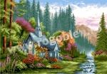 Goblen - Mireasa din munti