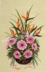 Goblen - Crane Flower Ikebana