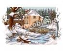 Goblen - Moara, iarna
