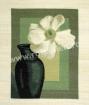 Goblen - Anemona bianca