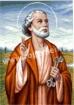 Goblen - Sfantul Petru