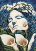 Goblen - La femme calla