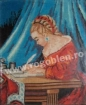 Goblen - Lady Writing a Letter