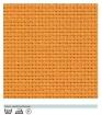 Goblen - Aida canvas tangerine