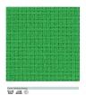 Goblen - Tessuto Aida verde