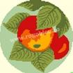 Goblen - Branche aux pommes