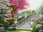 Goblen - Treptele iubirii