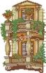 Goblen - Balconul meu, toamna