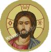 Goblen - Miniatura  Isus