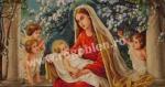 Goblen - Adorazione del Bambino Gesu