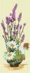 Goblen - Ikebana con fiori di campo