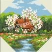Goblen - Primavera (ottagonale)