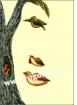 Goblen - La mere-oiseau