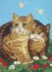 Goblen - Panier de chatons