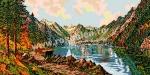 Goblen - Озеро В Горах