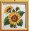 Goblen - Flori de soare