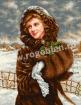 Goblen - Зимний  портрет