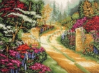 Goblen - Porte vers le printemps