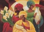 Goblen - Африканская Мозаика