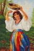 Goblen - Dans cu tamburina