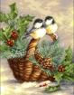 Goblen - Oiseaux Blottis