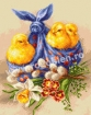 Goblen - Easter Golden Chiks