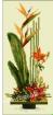 Goblen - Strelitzia and Lilies