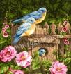 Goblen - Pitigoi albastri